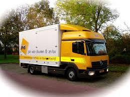 Samenwerking met Jan van Duuren & zn bv verhuisbedrijf