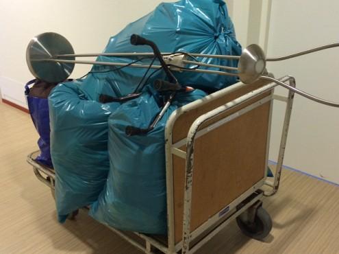 Spoedontruiming zorgkamer Amsterdam tijdens mei-vakantie