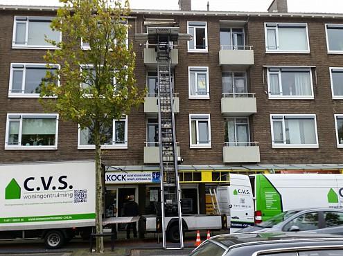 Verhuizing boedel in Rijswijk