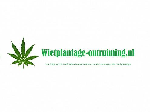 Update website wietplantage-ontruiming.nl